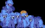 My Little Season 1 Luna