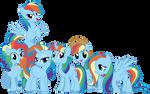 My Little Rainbow Dash