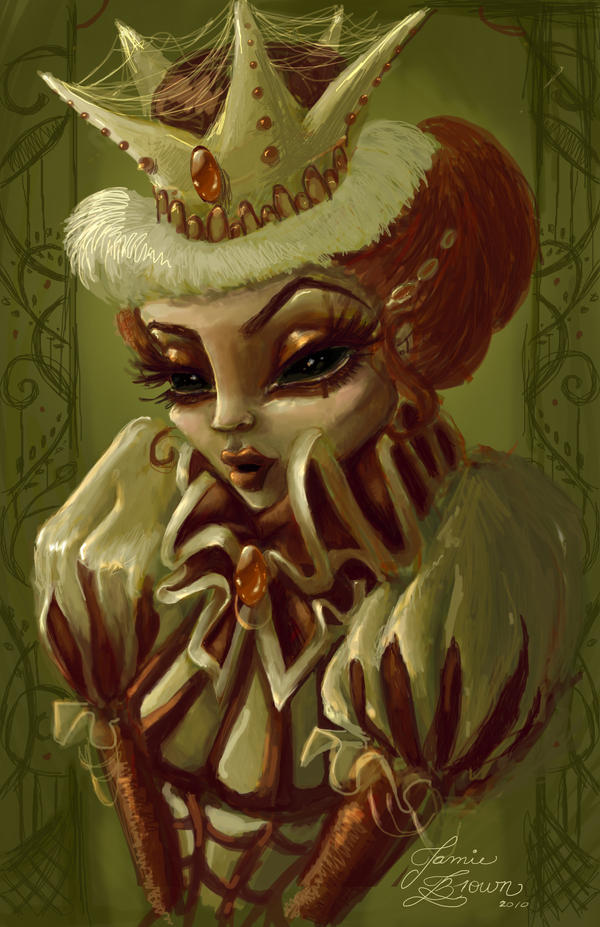 Royally Sinister by MissJamieBrown