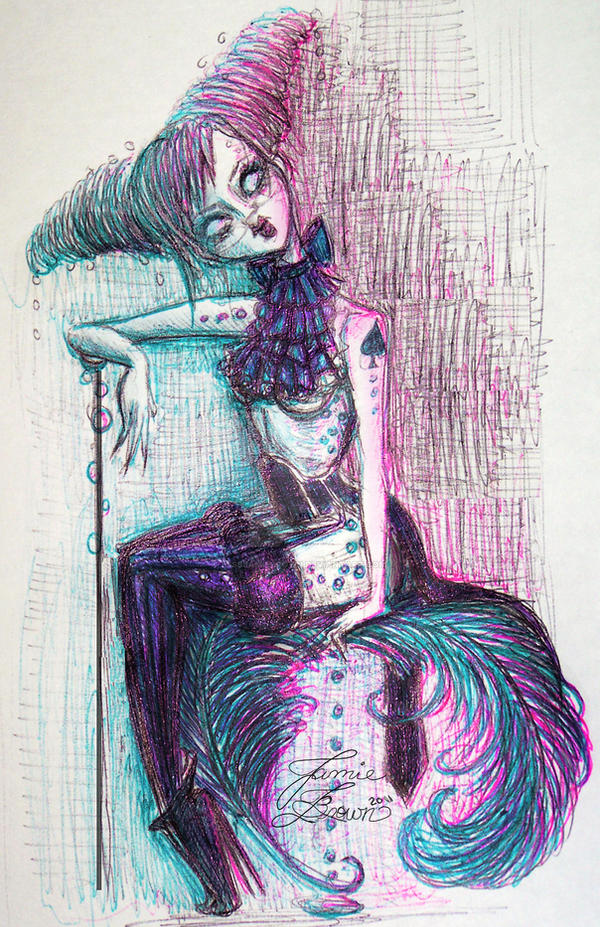 Giselle by MissJamieBrown