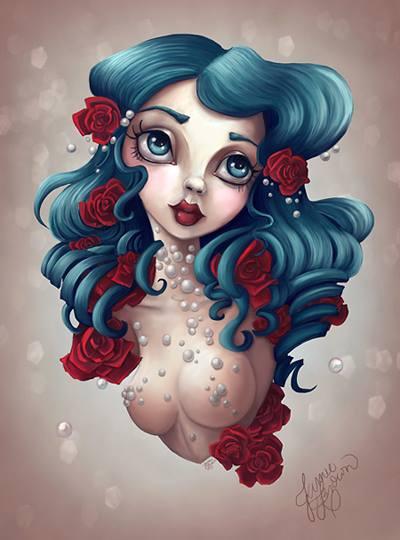 Love Neptune by MissJamieBrown