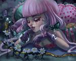 AmaranthineDreamPrint by MissJamieBrown
