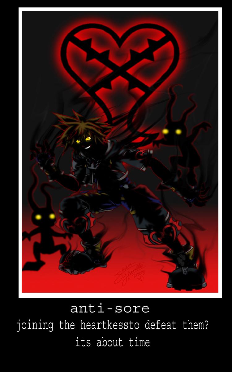 Anti Sora By Spellfur On Deviantart