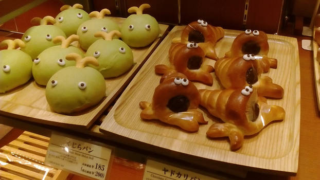Funny pastry