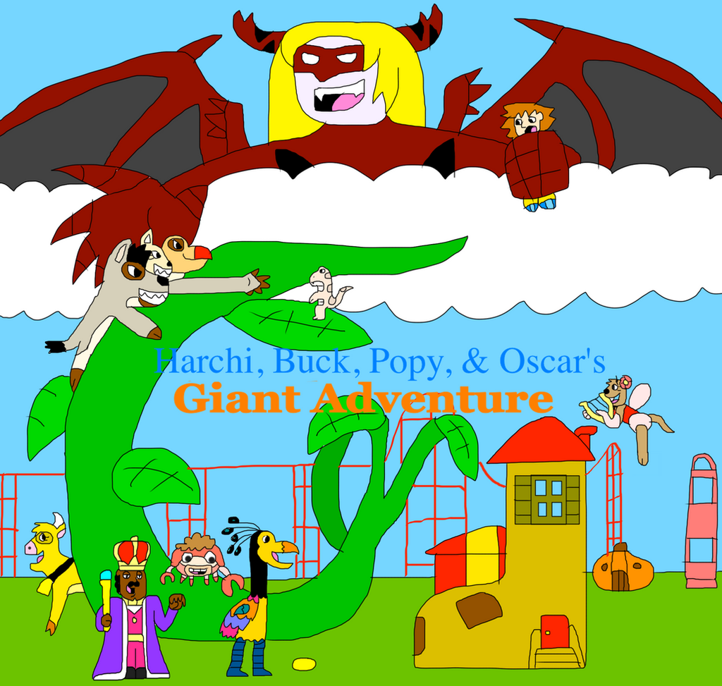 Oscar Oasis Harchi furthermore H B P And O Puss In Boots And His Merry Lizard 468316587 together with 159265 صور كارتون اوسكار السحلية Oscar further Watch also Popy The Oscar Oasis. on oscar popy buck