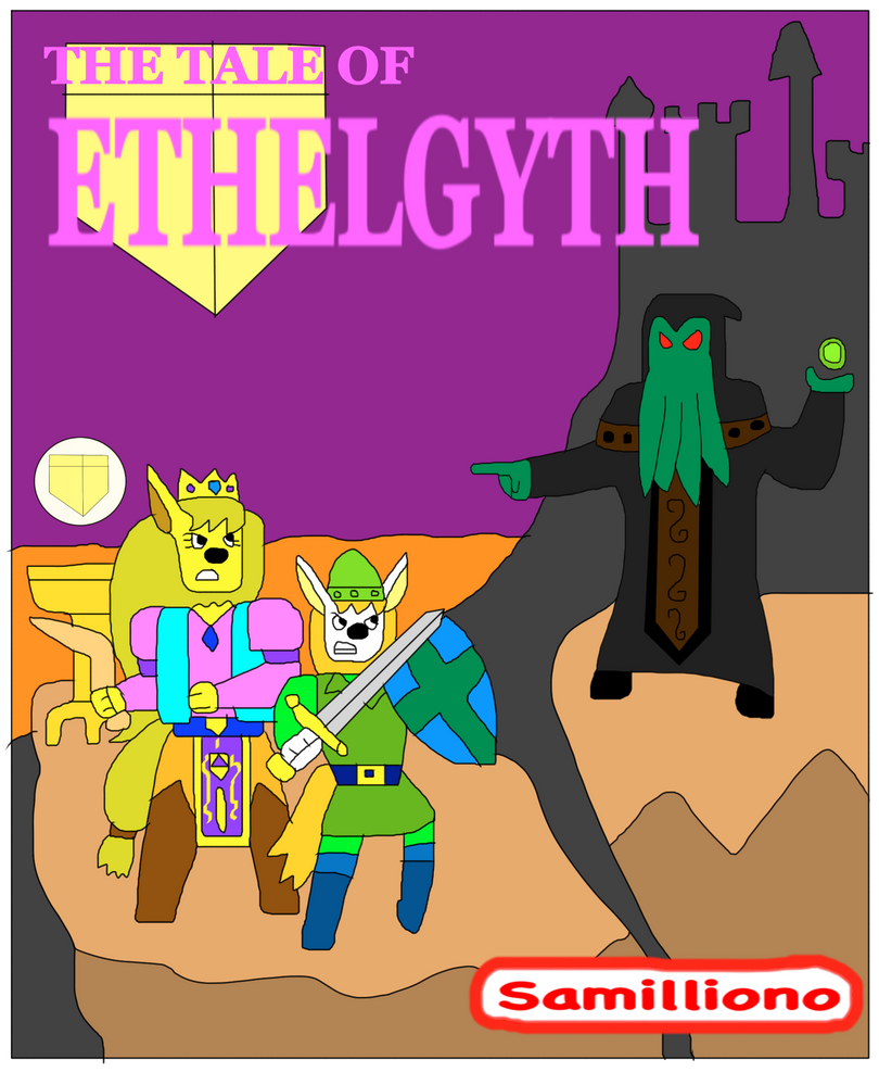 The Tale of Ethelgyth by jacobyel