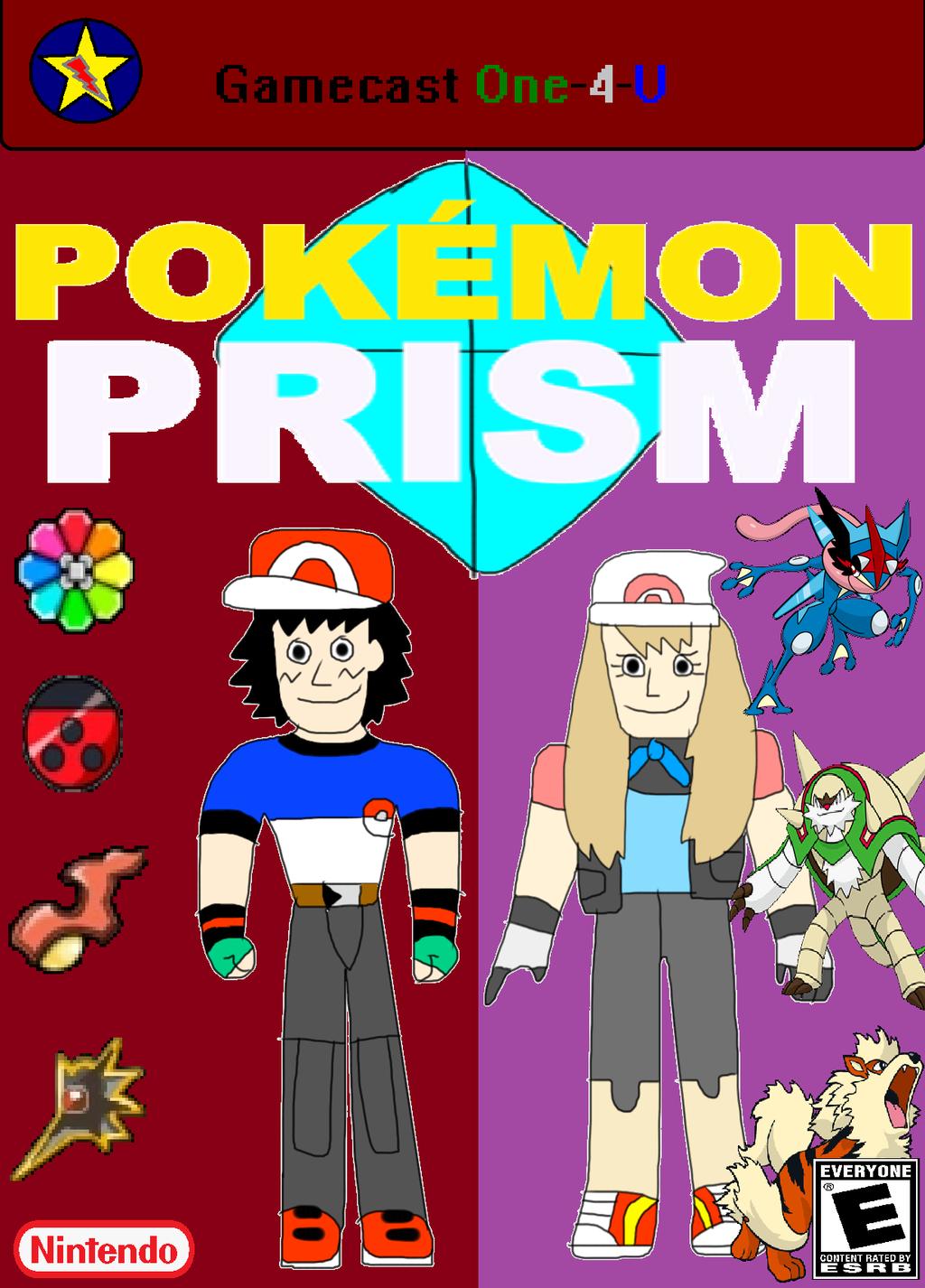 Pokemon Prism