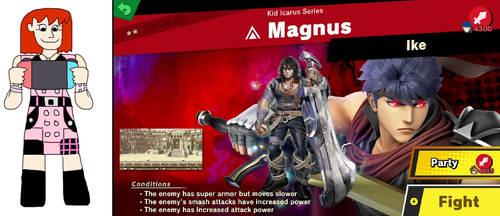 Kairi Plays Against Magnus by jacobyel