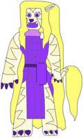 Princess Roya Troll by jacobyel