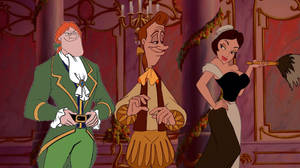 Kay, Lumiere and Fifi