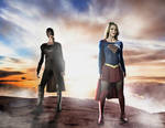 Supergirl and Reign