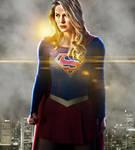 Supergirl, City-Clouds