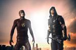 Flash and Arrow