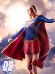 Supergirl Cover Series: Variant of the #20 Cover