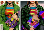90s Supergirl, Side by Side