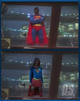 Supergirl 1978, Side by Side