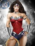 Wonder Woman New 52, Justice (Natalia Zasadzka)