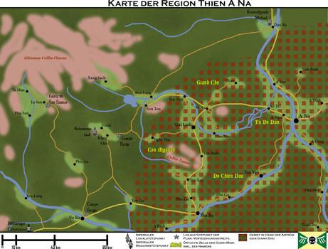 Regional Map Thien A Na