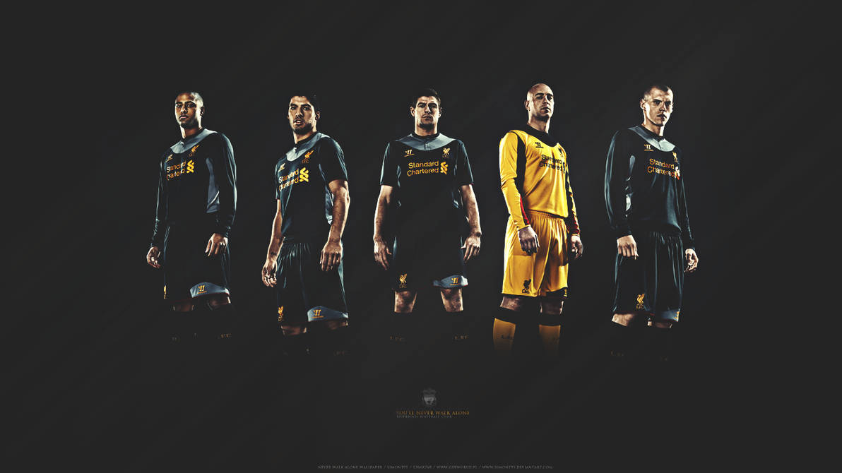 You Ll Never Walk Alone Wallpaper By Simont95 On Deviantart