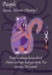 Purple Anxiety by J-Tigris