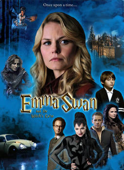 Emma Swan and the Harry Potter Spoof