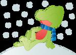 Pokemon Treecko Fan Art by HoshigumoChan