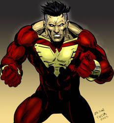 Shazrath from Argo Comics by byzeck