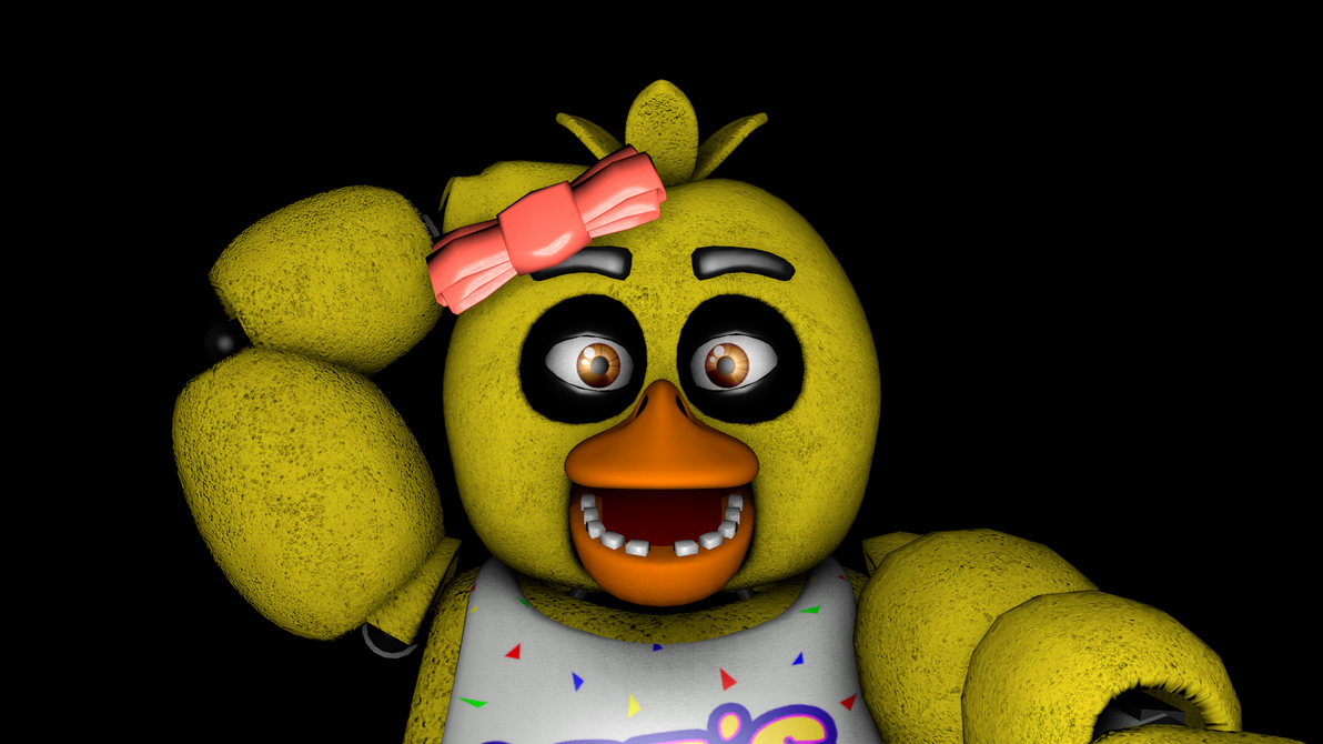 SFM FNAF Chica Chickson In EA Style By ChicaChickson On