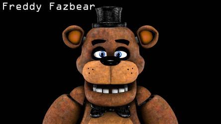 Good old Freddy Fazbear by FurgusFazbear