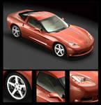 Corvette C6 by E-Serrano