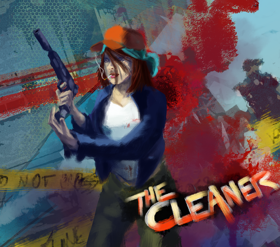 The Cleaner by Elias-Shamir