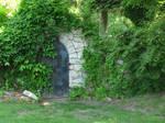 Covered Door 1
