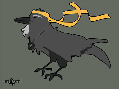 Crow by drinkdecaf