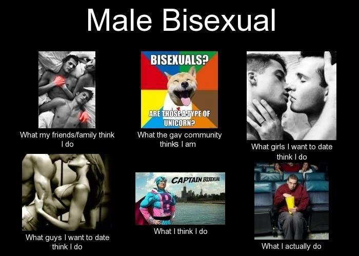 Male bisexuals