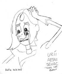 Tears that Burn