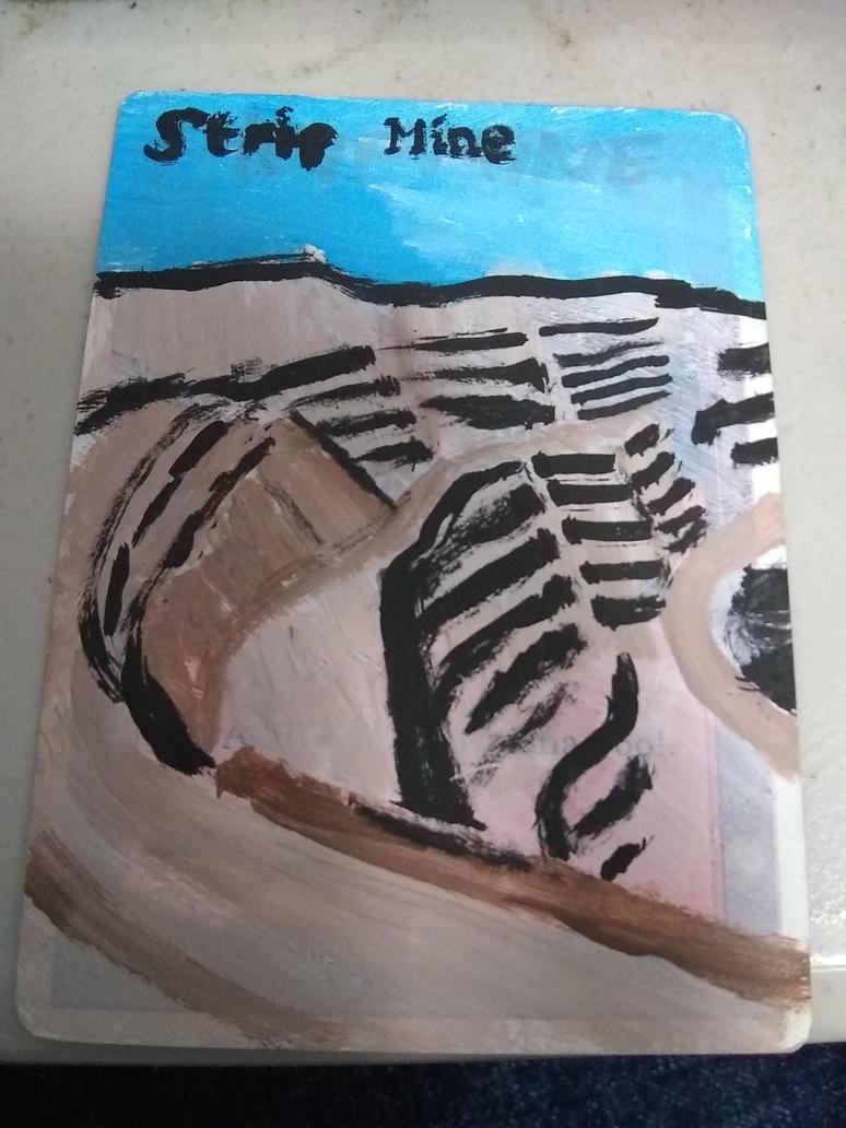 Full Art Strip Mine 4 by corporalfists