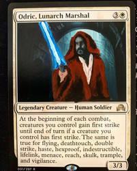 Odric, Jedi Master