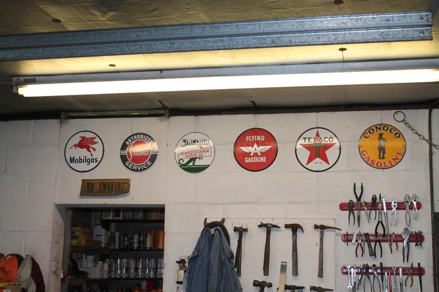 vintage garage ideas - Studebaker Garage Decor by SwiftysGarage on DeviantArt