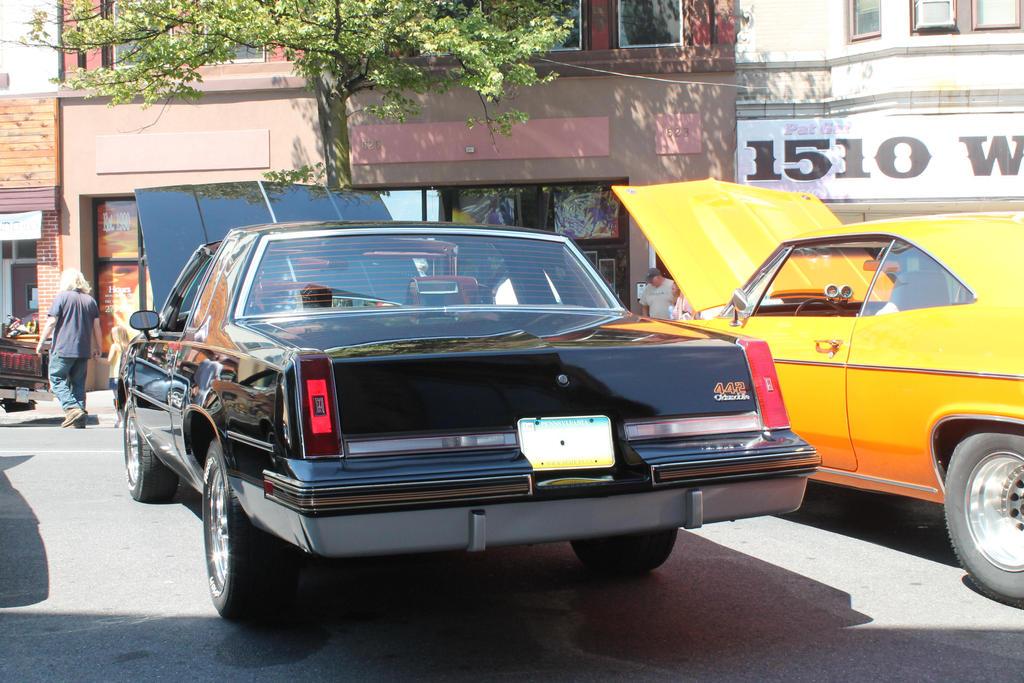 1986 oldsmobile cutlass salon 442 by swiftysgarage on for 1986 cutlass salon