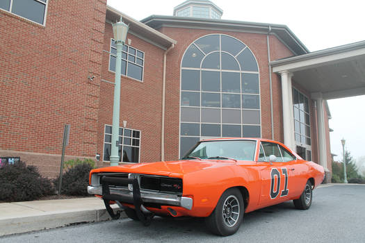 The Duke Boys Visit The AACA Museum In Hershey