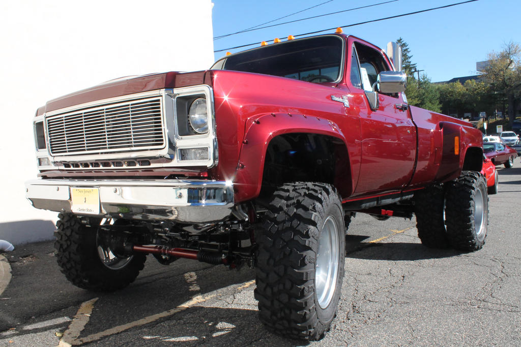 Lifted Dually by SwiftysGarage on DeviantArt