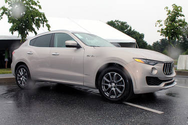 Tears Fall Like Rain Over Maserati's Crossover by SwiftysGarage