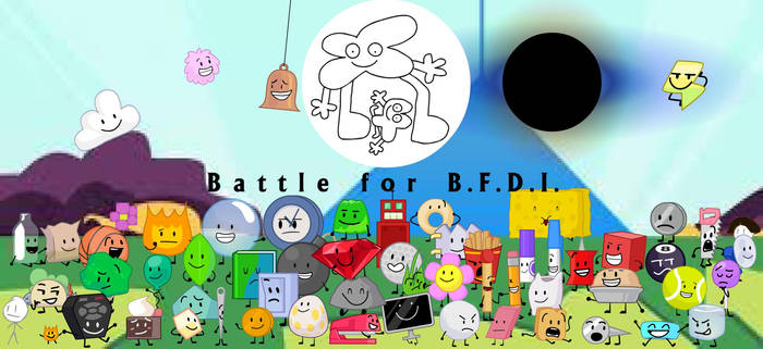 Battle For BFDI