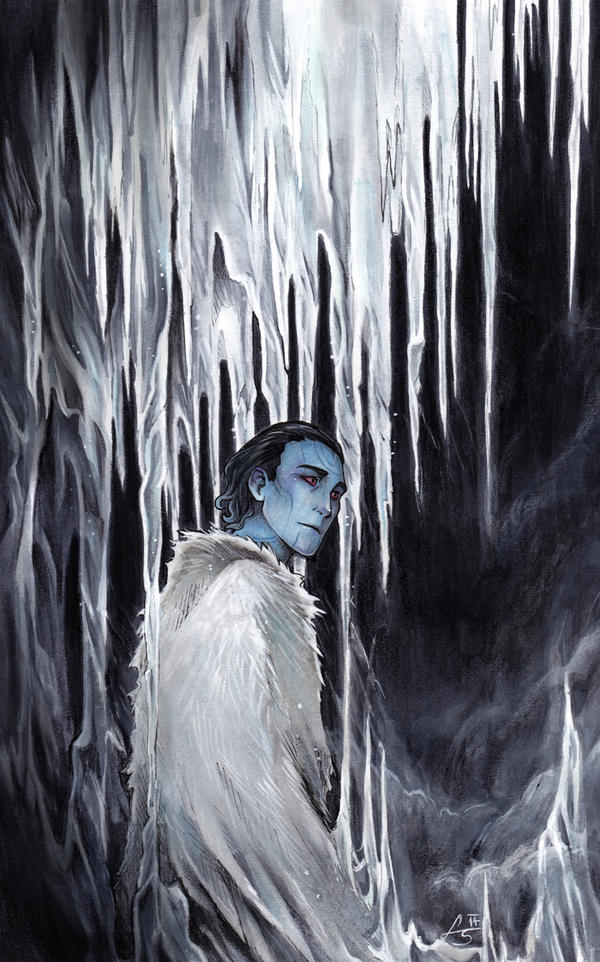 Prince of Jotunheim by litzebitz
