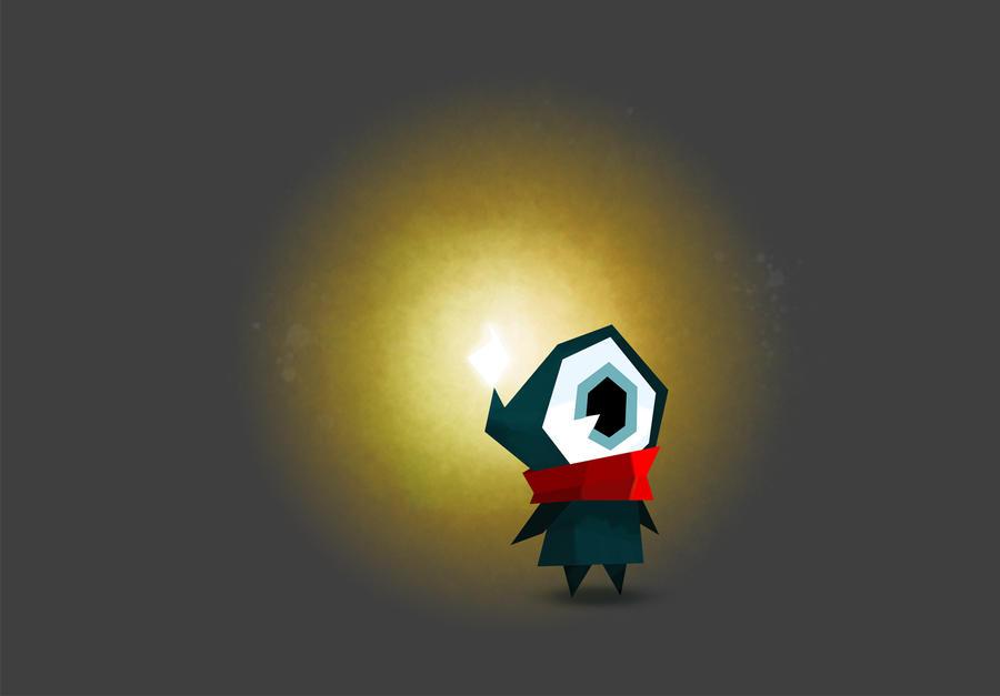 I, the Eye by Live-Sun