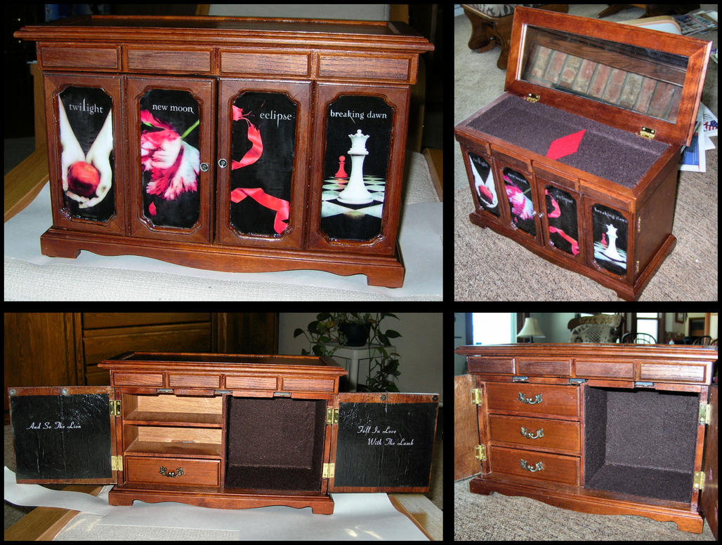 Twilight Music Jewelry Box by daevilmagiciano on DeviantArt