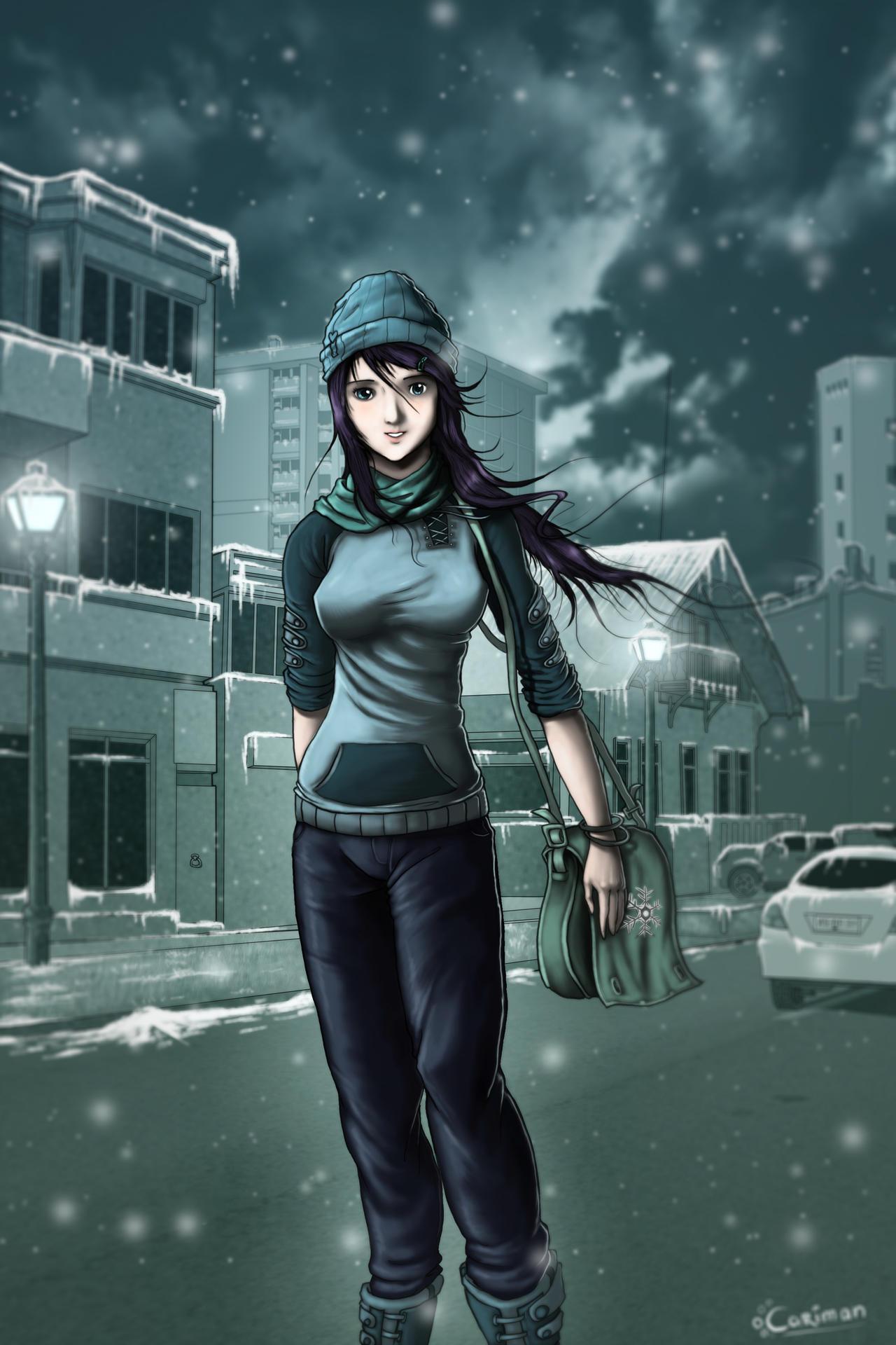 Winter 02 by LarryMoe2012