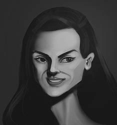 Next painting - Deepika Padukone
