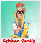 029. Adult Ash and Adult Misty