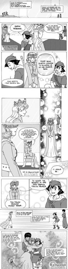036. What If - Prince Goldenrod Learned the Truth?